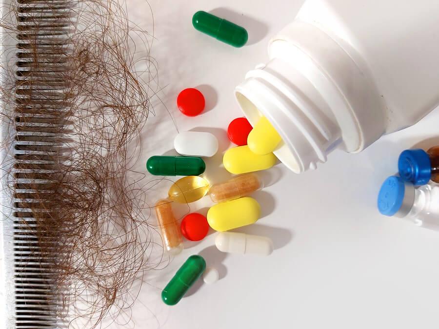 Opadanje kose od antidepresiva