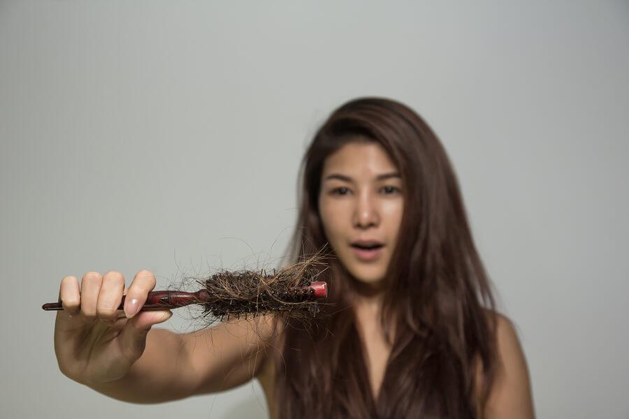 Opadanje kose zbog stresa