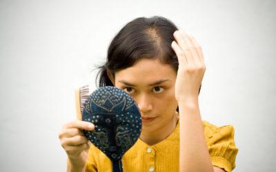 Opadanje kose zbog nedostatka gvožđa